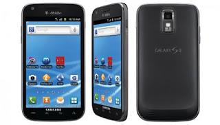 Galaxy S II XT989D