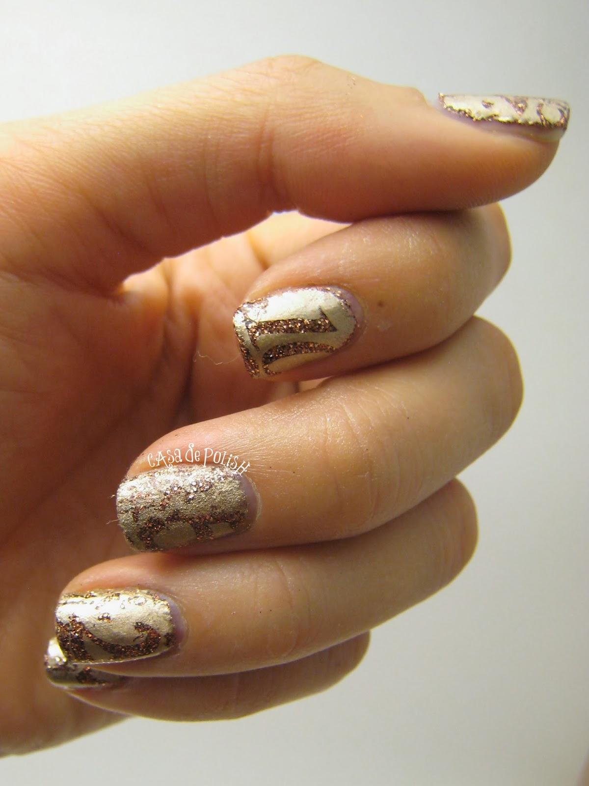Casa de Polish: 33DC - Euro Nails!