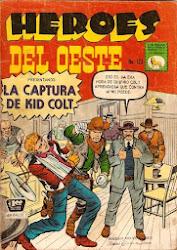 HEROES DEL OESTE Nº 123 1963