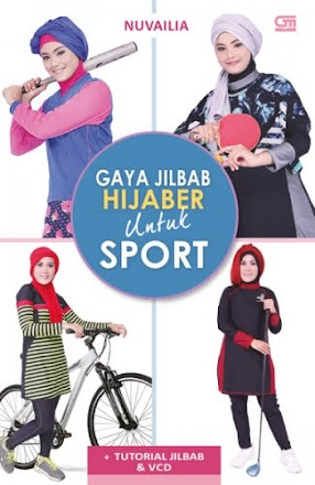 Gaya Jilbab Hijaber Untuk Sport