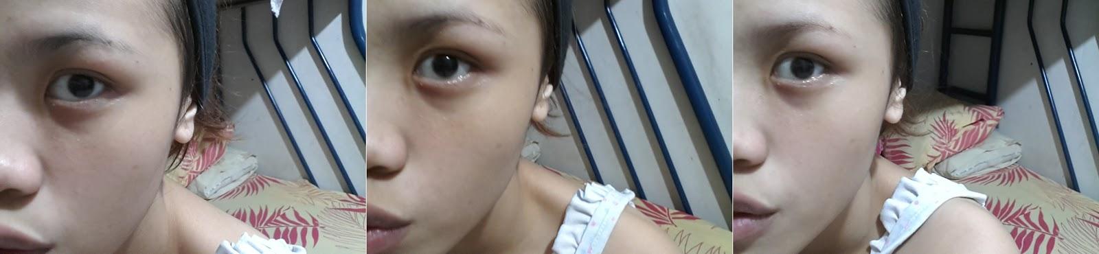Anggielian Bleaching Eyebrows Using Jolen