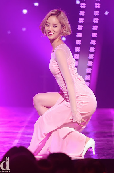 Girls Day Hyeri Something Live