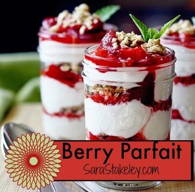 Clean eating, clean desert, summer, 20 minutes, easy recipe, Yummy healthy, Sara Stakeley, www.sarastakeley.com,