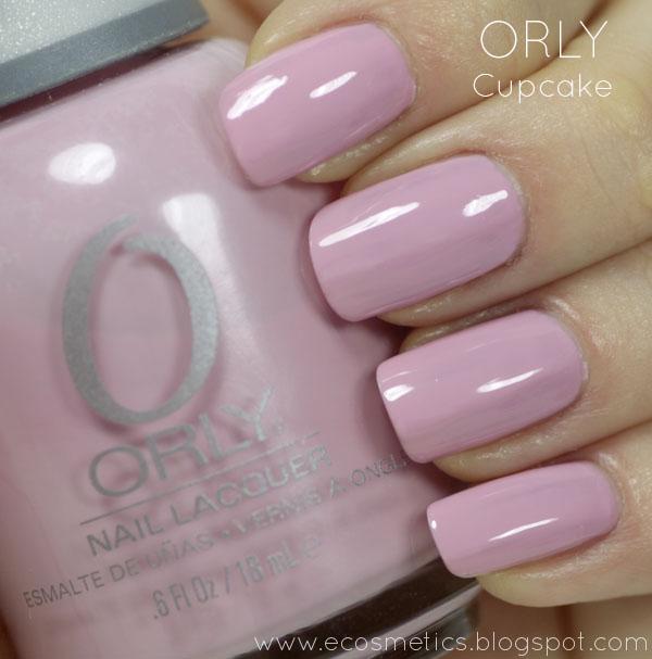Pale Light Pink Pastel Creme Nail Polish