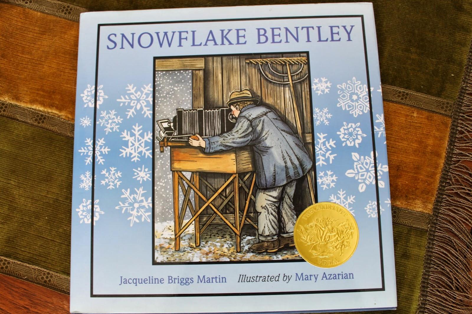 books pinterest activities bentley snowflake childrens pin book