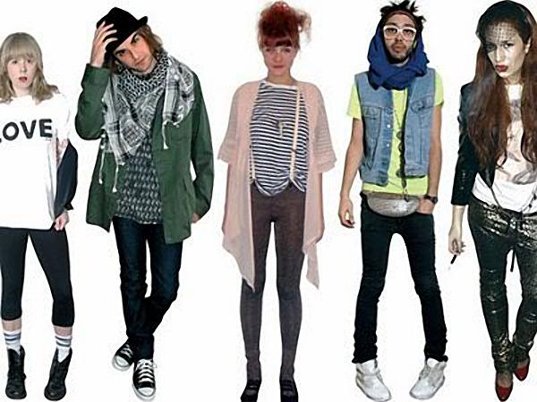 Коллекция одежды, модные тенденции