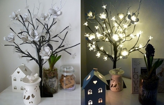 egg carton craft for home decor