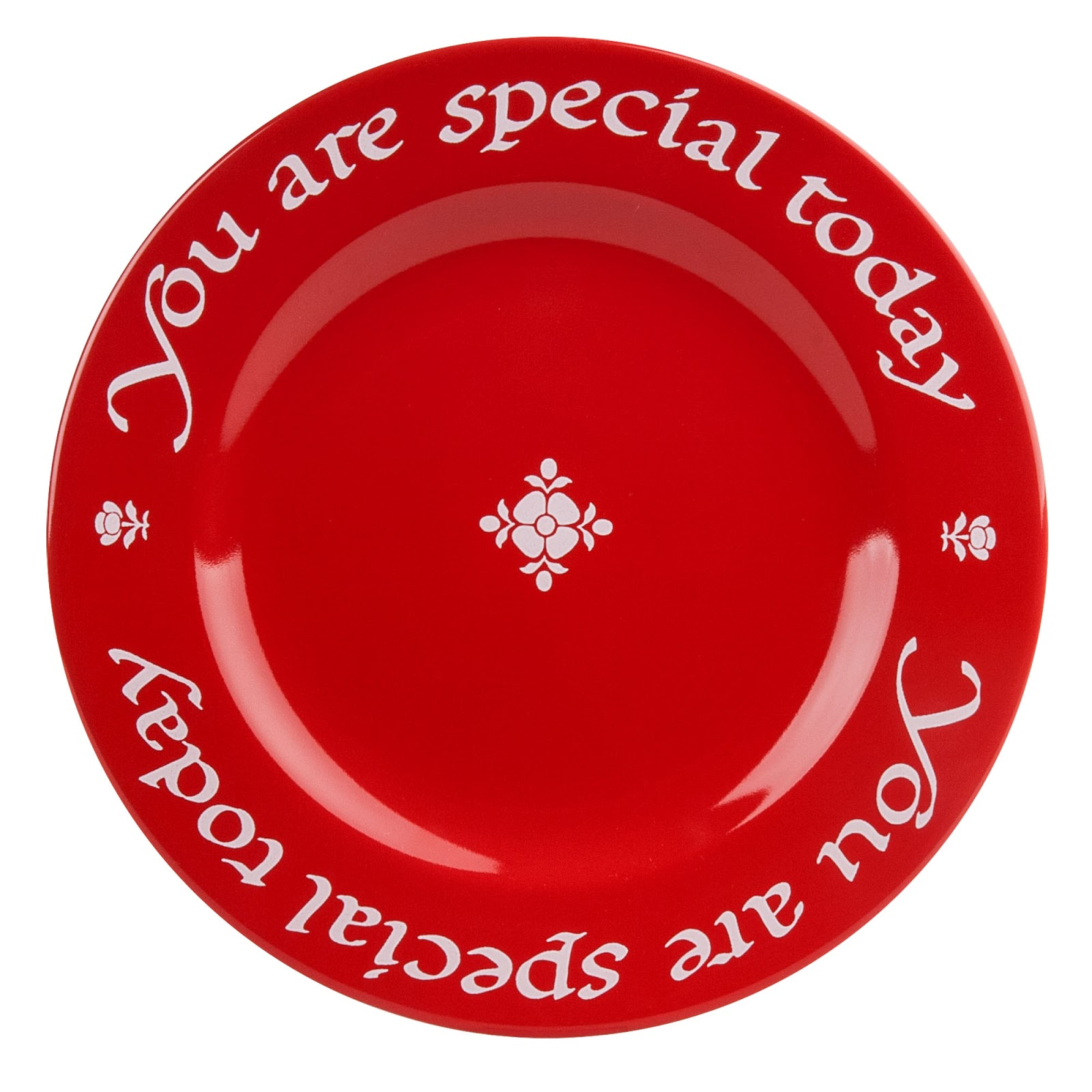 The Story of the Red Plate  sc 1 st  The Colorful World of Waechtersbach - Blogger : waechtersbach red dinnerware - pezcame.com