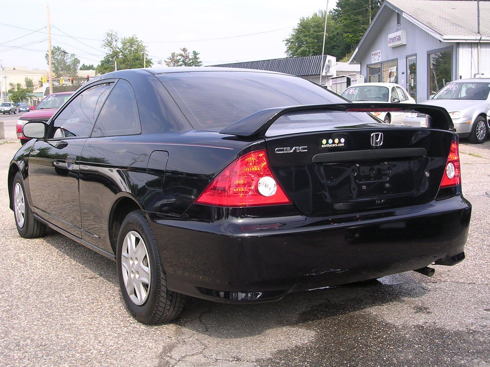 High Quality Yahoo! Autos: Http://autos.yahoo.com/honda/civic Coupe/2005/vp 5 Spd Mt/
