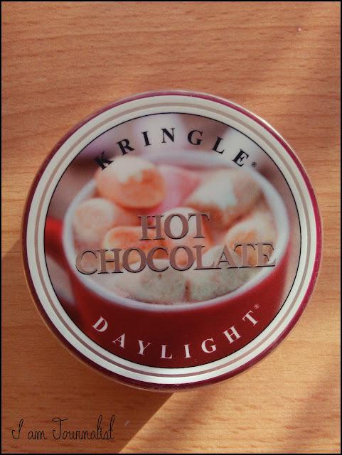 Zapach jesieni - GORĄCA CZEKOLADA od Kringle Candle