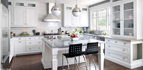 Decora y disena los mejores dise os de cocinas 2011 for Disenos de cocinas grandes