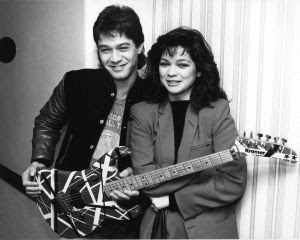 Bites 80s awesomeness 134 for How long were eddie van halen and valerie bertinelli married