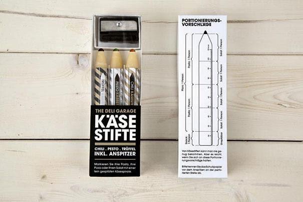 Parmesan Pencils