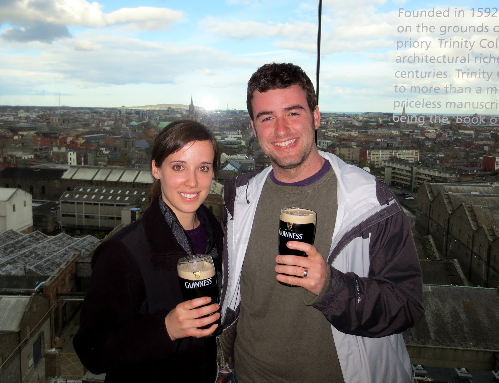 cozy birdhouse | at the guinness brewery in dublin 2012
