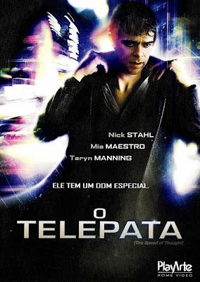 O Telepata - DVDRip Dual Áudio