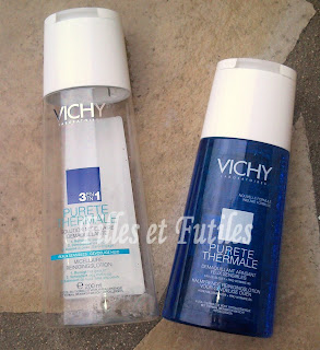 Duo de démaquillants – Pureté Thermale par Vichy