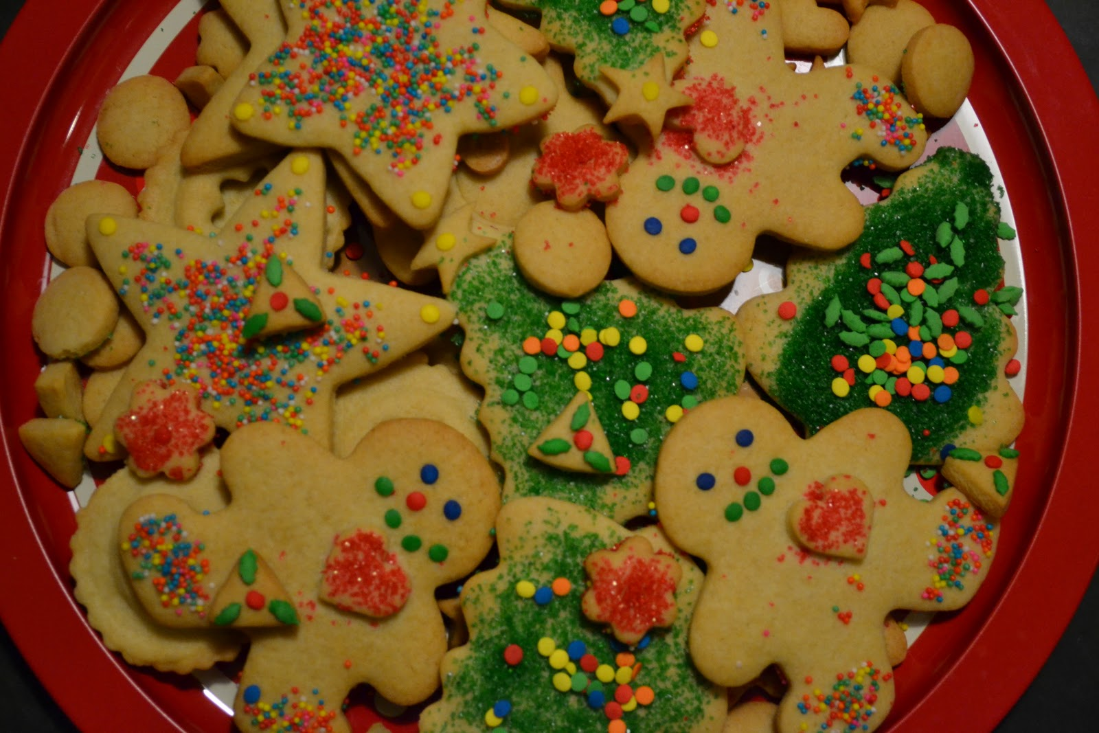 The Joy Of Baking Merrymaking Christmas Cookies Other Fun