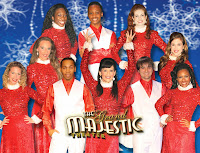 The Grand Majestic Theater Christmas  Show