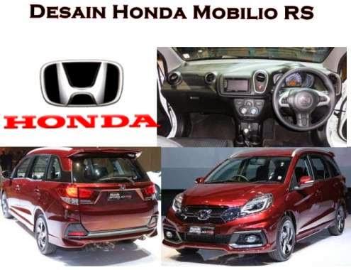 spesifikasi dan harga Mobilio RS