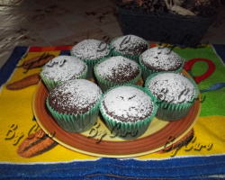 """MUFFINS SUPER CHOCOLATE"""