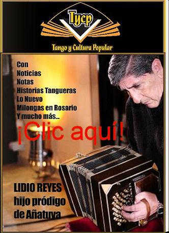 Tango y Cultura Popular N° 128 - Clic aquí