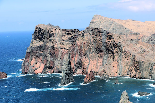 Baia D'Abra, die Wilde Bay, Madeira Ostküste