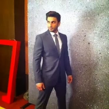 Ranveer's Photoshoot at India Today Conclave