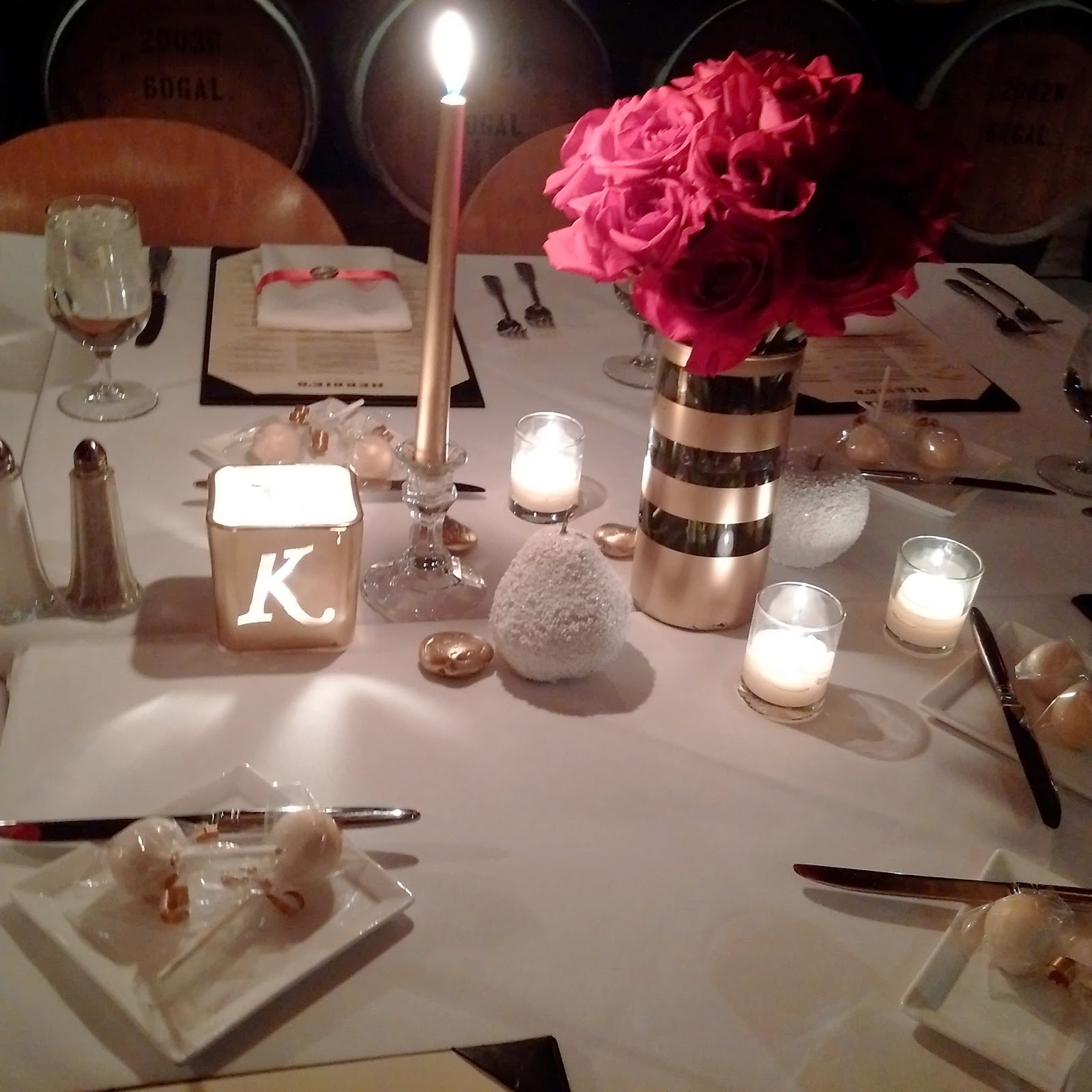 Diy Gold Candle Holders The Tall Girl Diaries March 2015