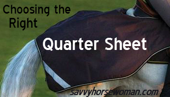 Choosing the Right Quarter Sheet