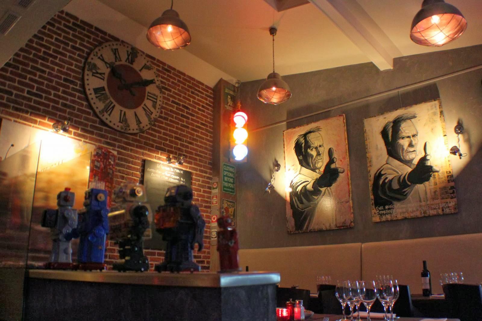 By miss laeti la salle manger boulogne billancourt - La salle a manger paris ...