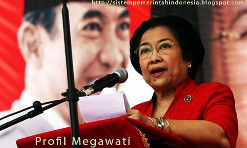 Profil dan Biografi Umum Megawati Soekarno Putri