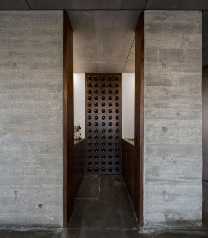 Diseño de interiores & arquitectura: moderna casa de concreto por ...