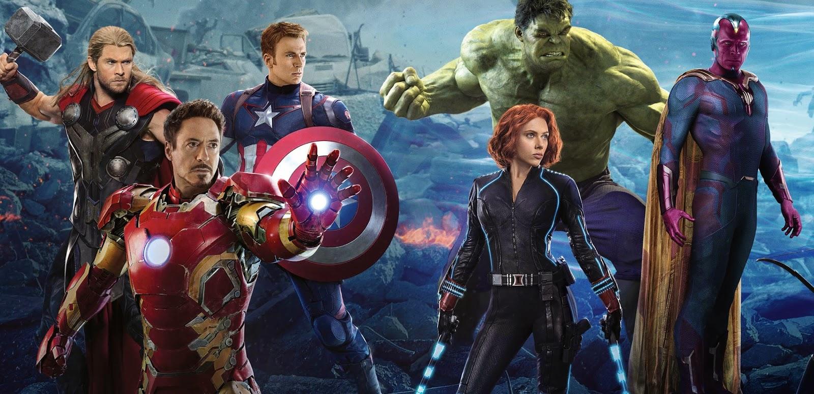 Vingadores: Era de Ultron | Clipes e fotos inéditas & featurette sobre trajes dos heróis