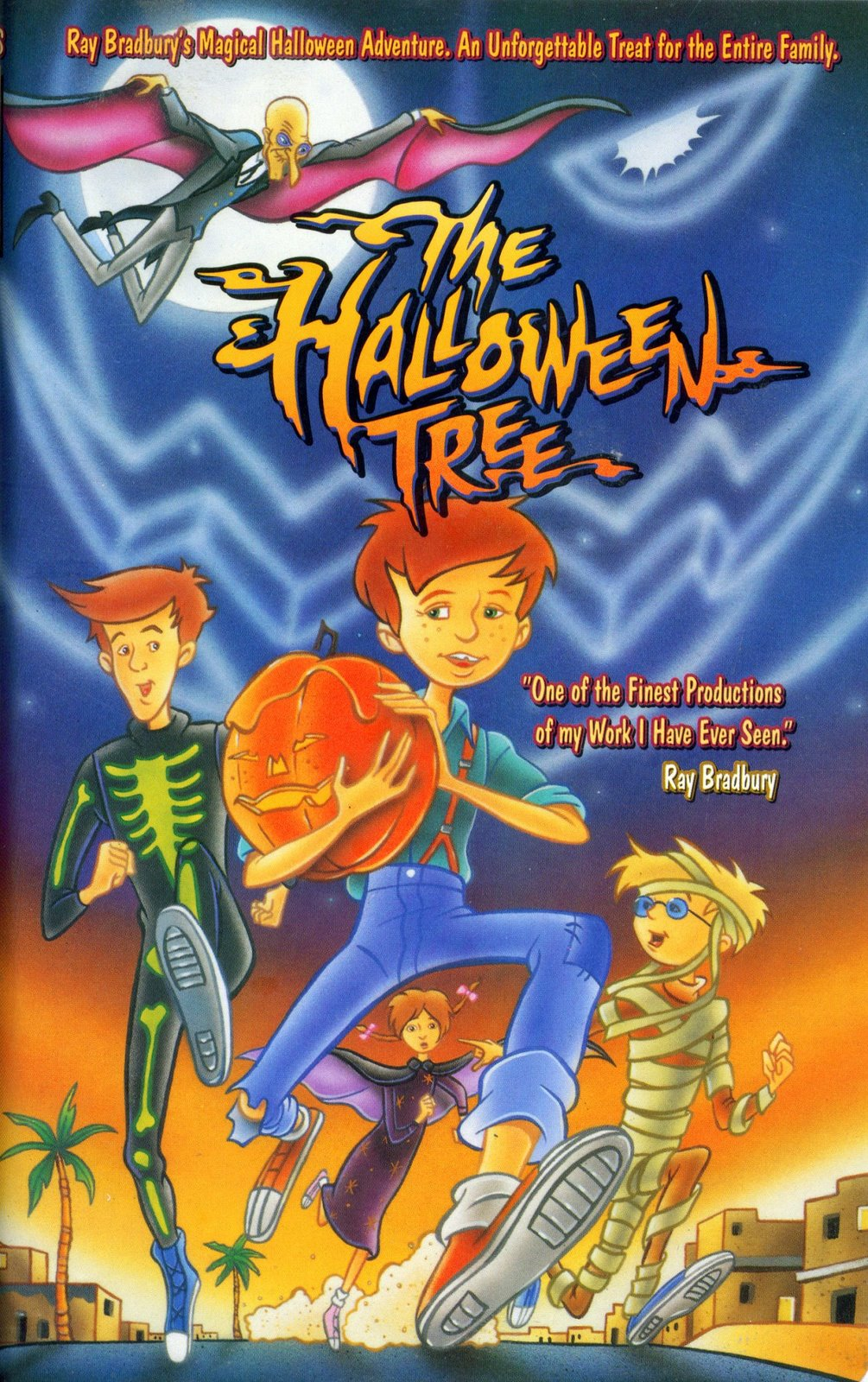 Mr. Movie: Animated Halloween Movies and Specials (My Top 13 ...