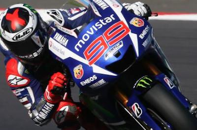 Hasil Lengkap Latihan Bebas 2 MotoGP Silverstone, Inggris 2015