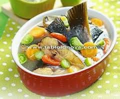 cara membuat sup ikan