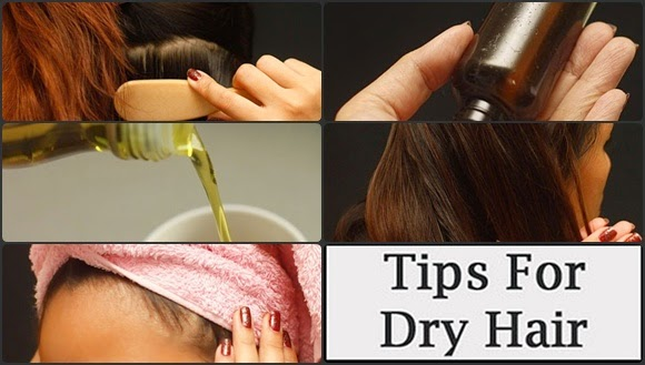 What to use for Dry Hair