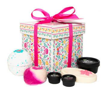 Hello Gorgeous gift set from Lush