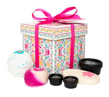Hello Gorgeous gift set from Lush