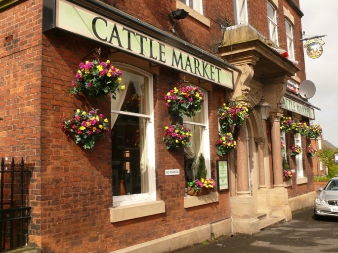 The Cattle Market Hotel