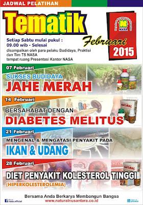 http://www.stockistnasajogja.com/2015/01/jadwal-pelatihan-tematik-februari-2015.html