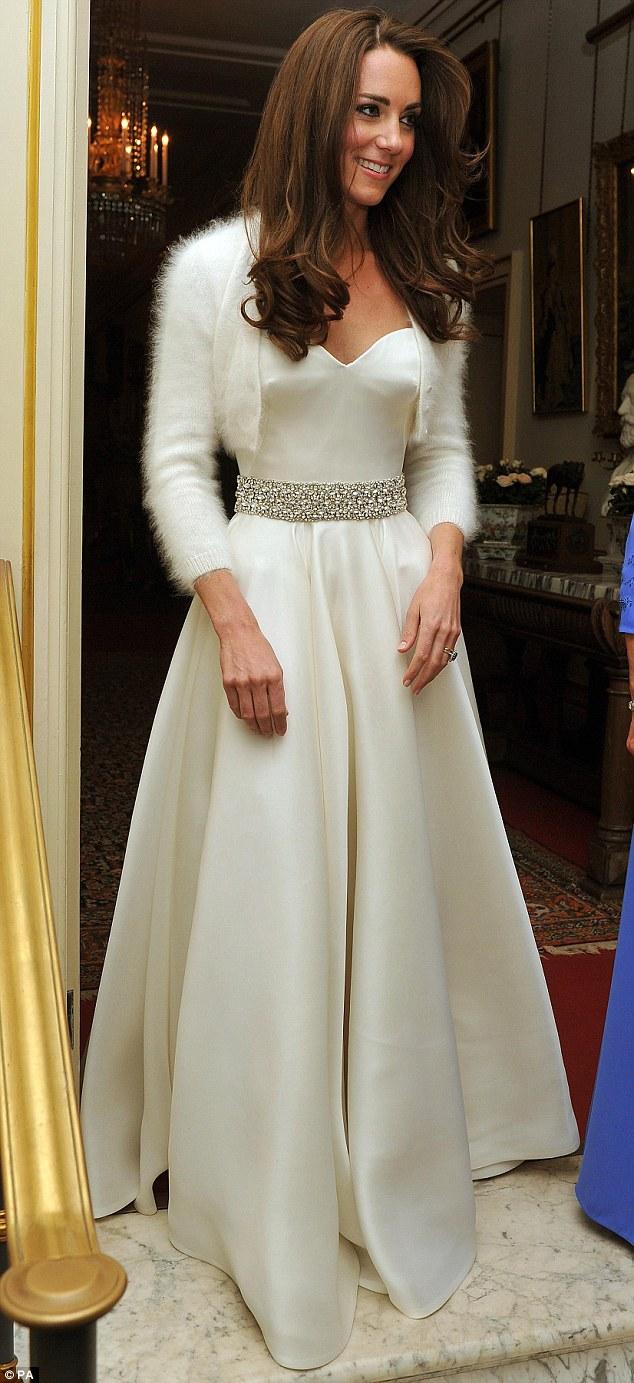 The Royal Order of Sartorial Splendor: The Duke & Duchess of ...