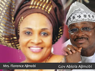 Ajimobi Sues PM News For N1 Billion Over News Report Of Wife Being Arrested