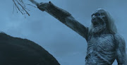 The terror of the White Walkers emerges in GAME OF THRONES.