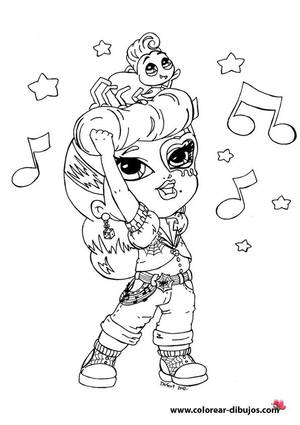 Babado Fantasma Monster High