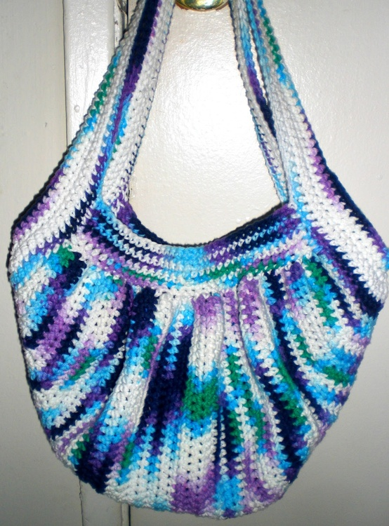 Pinterest Crochet Bags : Simple Fun Ideas: Crochet Purse, Adventures with Pinterest