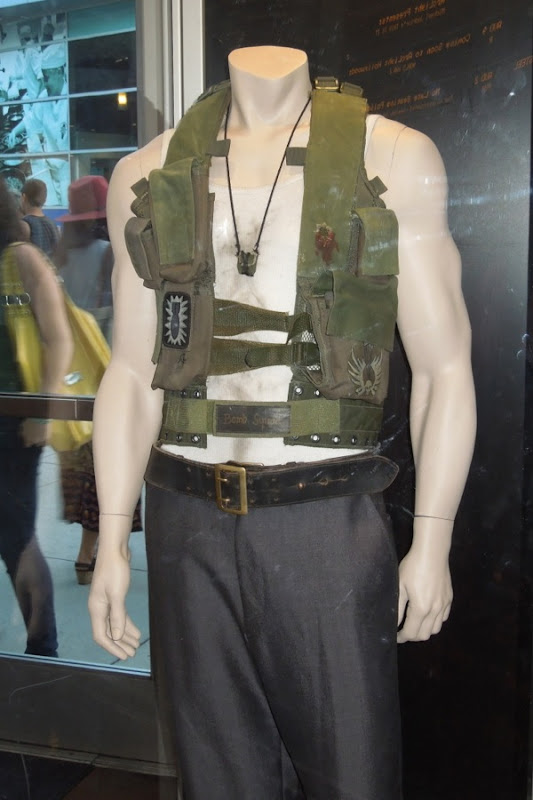 Channing Tatum John Cale White House Down costume