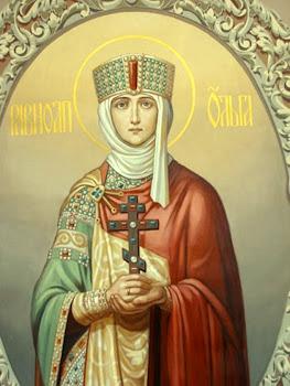 Sfânta Olga Împărăteasa Rusiei, praznuita de Biserica Ortodoxa pe 11 iulie