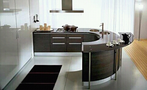New home designs latest ultra modern kitchen cabinets for New kitchen designs 2012