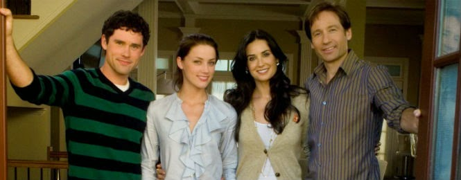 Uma família aparentemente perfeita